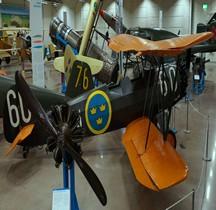 Focke-Wulf Fw 44 Stieglitz Flygvapenmuseum Linköping