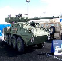 Stryker M 1128 MGS