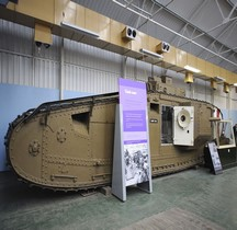 Mark VIII International Bovington