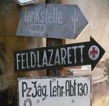 2eGM 1942 Signalétique Tactique Allemande