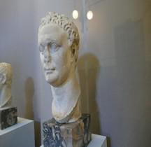Statuaire 3 Empereurs 3 Domitien Rome  CM