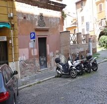 Rome Rione Transtevere Excubitorium VII Cohortes Vigilum