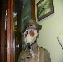1°GM 1916 Masque à Gaz Small Box Respirator (SBR)