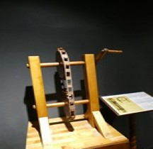 Leonardo da Vinci Chaine de transmission Florence Maquette