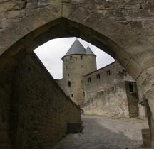 Aude Carcassone Cité Porte Aude