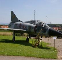 Dassault Mirage III B (RV) Hatten