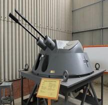 Automoteur DCA Flakpanzer IV Kugelblitz Tourelle Kiel