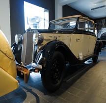 Maybach  SW 35 Pullman-Cabriolet 1935 Neumarkt Baviere
