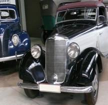 Mercedes 170 V Cabriolet  1939 Bruxelles