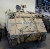M 113 Ex Irak Saumur