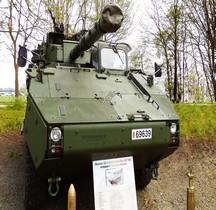 GDELS-MOWAG - Piranha IIIC DF90  Belgique