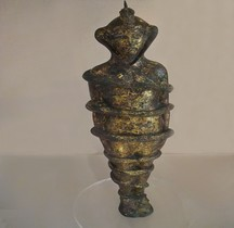 Religion Idole Bronze Janicule Rome IVe Ap JC Rome Museo nazionale