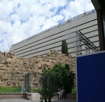 Rome Rione Castro Pretorio Mur Servien Gare Roma Termini