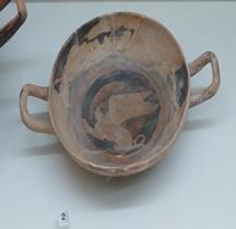 Etrurie Céramique Kylis Sphynx Marzabotto