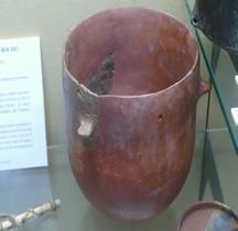 1.2.Néolithique  Moyen Chasséen Ceramique Marmite Menton