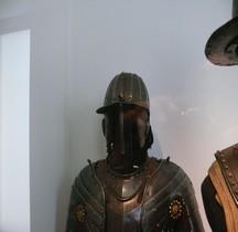1610 Half armour Pikeman  Angleterre Paris