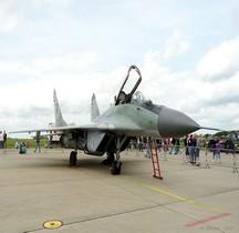 MiG 29 AS Slovaquie Florennes