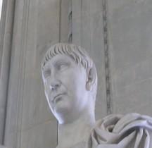 Statuaire 4 Empereurs 2 Trajan Paris
