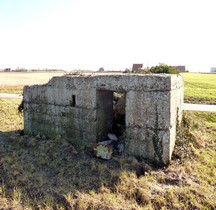 01 SF Flandres SS Flandres B62 Blockhaus Chapelle Straband 4  Hondschoote Nord