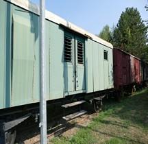 Treno Blindato Carozza Bologne