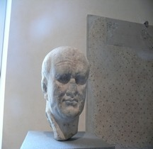 Statuaire 3 Empereurs 1 Vespasien Rome