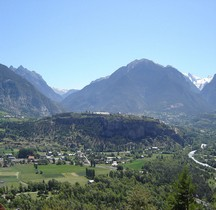 Hautes Alpes Mont Dauphin