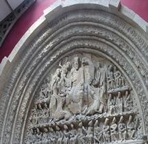 Tarn et Garonne Moissac Abbatiale St Pierre Tympan