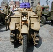 Kleines Kettenkraftrad HK 101 SdKfz 2
