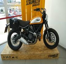 Ducati 2016 Scrambler Classic 2016  Bologne