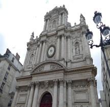 Paris Eglise Saint-Paul Saint-Louis