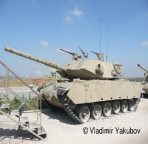 Magach 7C  Yad la Shiryon Israel