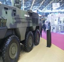 Otokar Arma 8x8 Eurosatory 2016