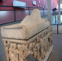 Sarcophage France Arles Sarcophage Phedre Hyppolite Arles MAA