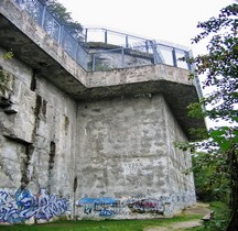 .1945 Berlin Fakturm III  Humboldthain
