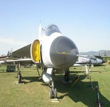 Saab 37  Viggen SKE  Montélimar