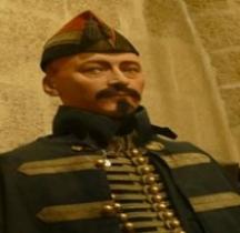 Garde Impériale Cavalerie Regiment des Guides Officer Petite Tenue Salon