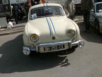 Renault Dauphine R 1093 Palavas les Flots