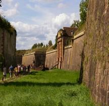 Haut Rhin Neuf Brisach Citadelle