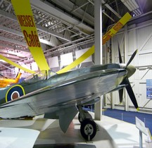 Supermarine Spitfire Mark XXIV Hendon