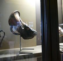 Grande Grèce Apulie Céramique Rhyton LouvrTête Bovide Louvre