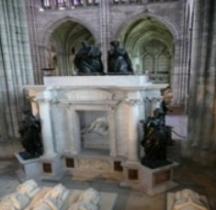 Seine St Denis St Denis Basilique 5.3.1 Tombeau Henri II Germain  Pilon