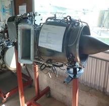 Turbine Turboméca Artouste II Montélimar
