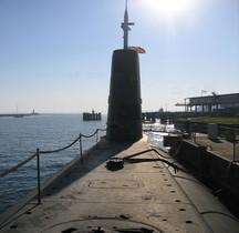 Sous Marin HMS Otus Sassnitz Allemagne