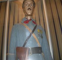 1916 Artillerie 2e RA Ss Officier Draguignan