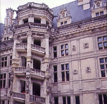 Loir et Cher Blois Chateau