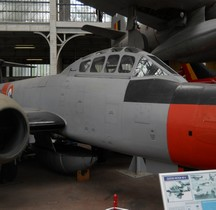 Gloster Meteor NF 11 Bruxelles