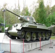 T 34 /76 modèle 1941 Moscou