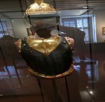 Cavalerie 1815 Kürassier Cuirasse Officier  Paris