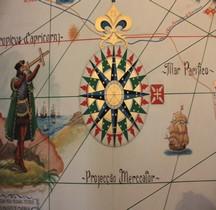 Marine Portulans Lisbonne