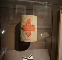 1871 Brassard Croix Rouge Paris